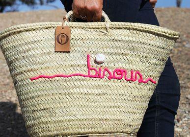 Shopping baskets - Baskets small handles (by hand) - ORIGINAL MARRAKECH