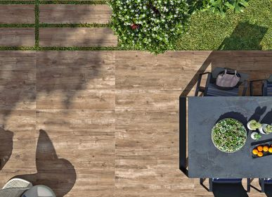 Systèmes de terrasse - TIMBER twenty - SINTESI CERAMICA ITALIANA