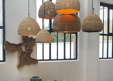 Hanging lights - ESSAIM Pendant Light - JOE SAYEGH PARIS