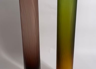 Art glass - Bamboo - WAVE MURANO GLASS