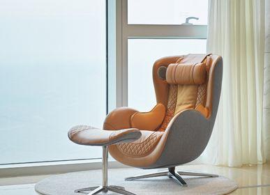 Mobilier et rangements pour bureau - Chaise de Massage Classique_Caramel - NOUHAUS