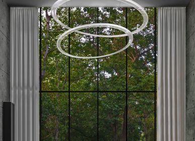 Hanging lights - TOWER hanging lamp - ELESI LUCE