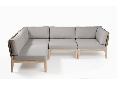Sofas for hospitalities & contracts - SOFA DUNA - CRISAL DECORACIÓN