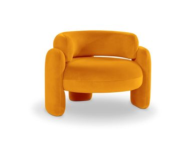 Armchairs - EMBRACE ARMCHAIR - ROYAL STRANGER