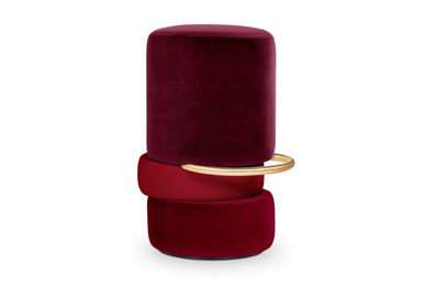 Tabourets - Lipstick Bar Stool - ROYAL STRANGER
