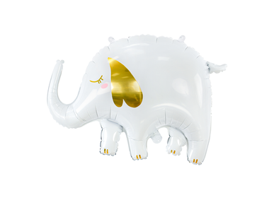 Decorative objects - Foil Balloon Elephant, 61x46cm, mix - PARTYDECO