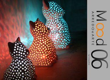 Céramique - Bianca Miao - LuMicino - Lampe - MOOD06 ARREDO E ARTE BY COMPUTARTE®