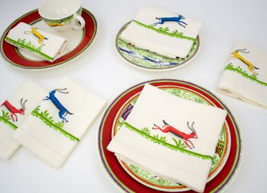 Table linen - Impala napkins - KISANY