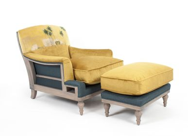 Armchairs - Bourbon Essence | Armchair - CREARTE COLLECTIONS