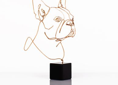 Decorative objects - Bull dog francese - PROFILO BY ANDREW VIANELLO