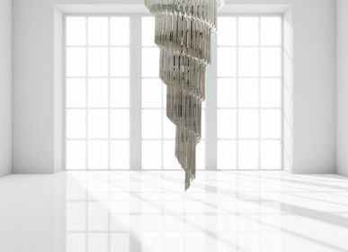 Hanging lights - ARES-SPIRAL - BOTTEGA VENEZIANA