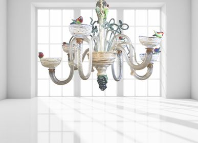 Art glass - NEST - BOTTEGA VENEZIANA