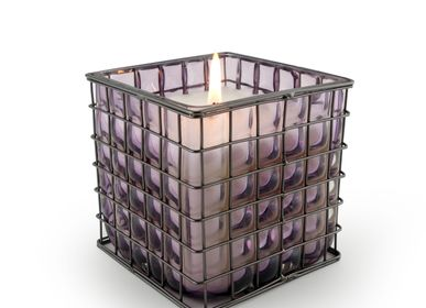 Design objects - GRID candle - VANESSA MITRANI