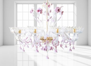 Hanging lights - PINK - BOTTEGA VENEZIANA