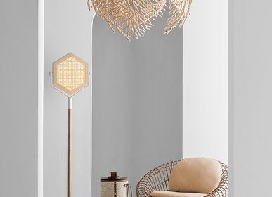 Design objects - TADECO HOME Fan Coral Pendant Lamp  - DESIGN PHILIPPINES HOME
