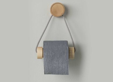 Bathroom equipment - Toilet roll holder  - EVER LIFE DESIGN