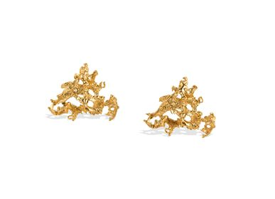 Bijoux - Boucles d'oreilles Liquen ND18 224 - LITTLE NOTHING - PAULA CASTRO