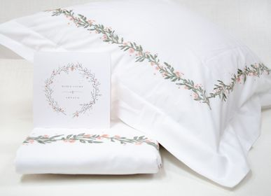 Bed linens - Wedding invitation bed linen - KISANY