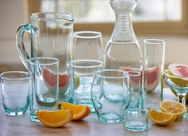 Glass - Recycled Glassware - BE HOME
