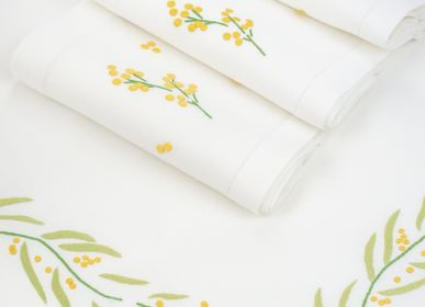 Table linen - Mimosa tablecloth & napkins - KISANY