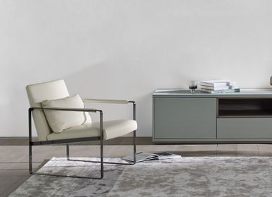 Office seating - LEMAN SMALL CHAIR - CAMERICH
