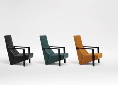Loungechairs for hospitalities & contracts - PUZZLE CHAIR - CAMERICH