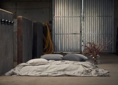 Bed linens - QUILT ANA - Pure Linen - MIKMAX BARCELONA
