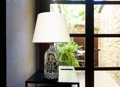 Lampes à poser - Lampe Baroque B4 - LUCISTERRAE