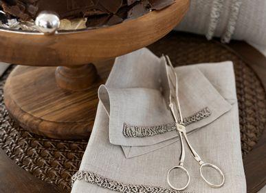 Table linen - Linen Napkin  - HOME COUTURE