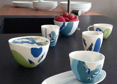 Objets de décoration - Ensemble de tasses à thé FULL COLOR - MPR STUDIO
