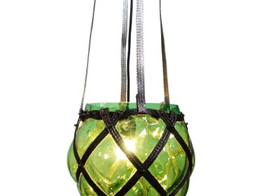 Decorative objects - MACRAME Suspension Light Big  - VANESSA MITRANI
