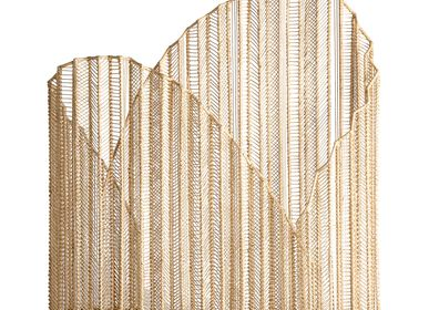 Decorative objects - ROOM DIVIDER PLISSÉ - VICAL