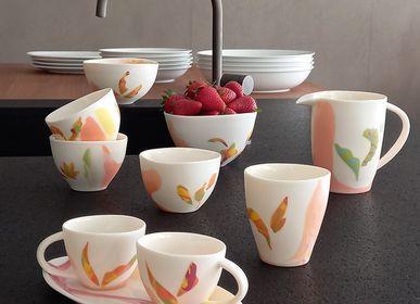 Objets de décoration - Ensemble de mugs FULL COLOR TRO - MPR STUDIO