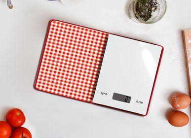 Kitchen utensils - Kitchen Scales book - SUCK UK
