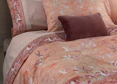 Cushions - CORDUROY, CASE, PATCH, PANTAREI cushion  - FAZZINI