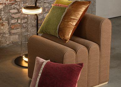 Cushions - CORDUROY, DEAL, PATCH, PANTAREI - FAZZINI