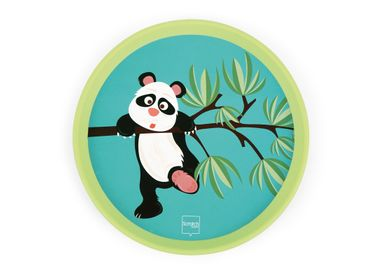 Toys - Scratch Active Play: HAND-DISKER DUO / Panda - SCRATCH EUROPE