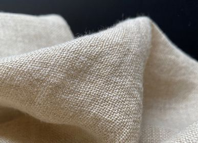 Tissus - Stephanie Plain Luce Overwashed - DELTRACON BV
