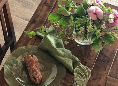 Sets de table - 100% abaca sous-assiettes et sets de table - FIORIRA UN GIARDINO SRL