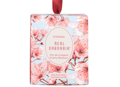 Candles - Efémera Scented Candle - REAL SABOARIA
