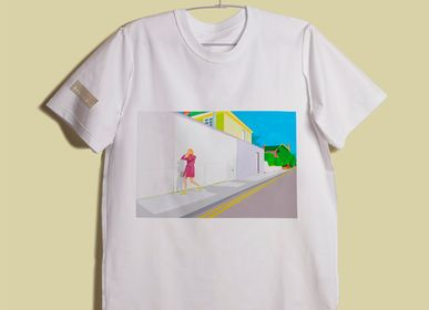 Apparel - A place to go, T-shirt - RECLS ®