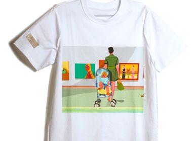 Prêt-à-porter - ArtLovers, T-shirt - RECLS ®