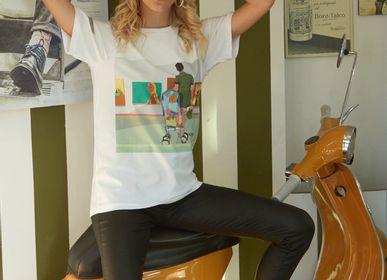 Apparel - ArtLovers, T-shirt - RECLS ®