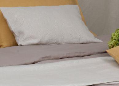Bed linens - BIARRITZ DUVET COVER SET - NENCIONI CASA  -  TELENE