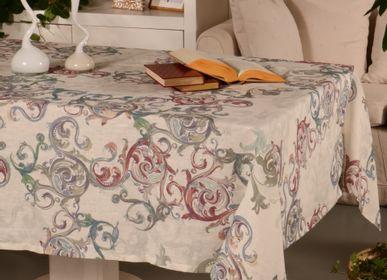 Linge de table textile - NAPPE DÉCORO - NENCIONI CASA  -  TELENE