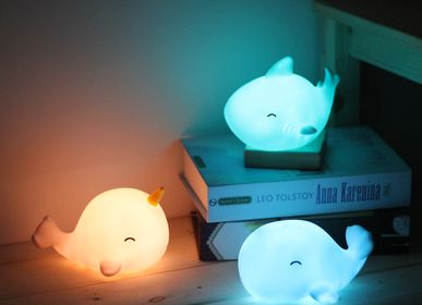 Gifts - Portable Night Light - Narwhal / Whale / Shark /  Dinosaur / Unicorn - SOMESHINE