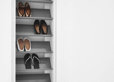 Wardrobe - GIRALOT - Shoes holder  - SCULPTURES JEUX