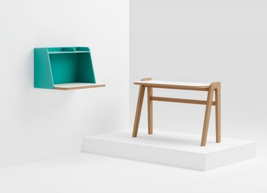 Writing desks - WORKIN  DESK - SCULPTURES JEUX