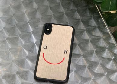 Apparel - IPHONE CASE OK - WOOD'D