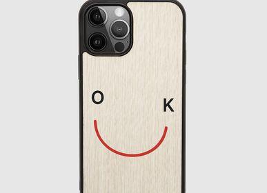 Apparel - OK IPHONE CASE - WOOD'D